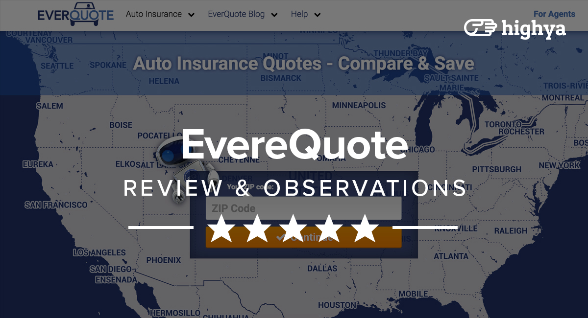 EverQuote Reviews - Is it a Scam or Legit?
