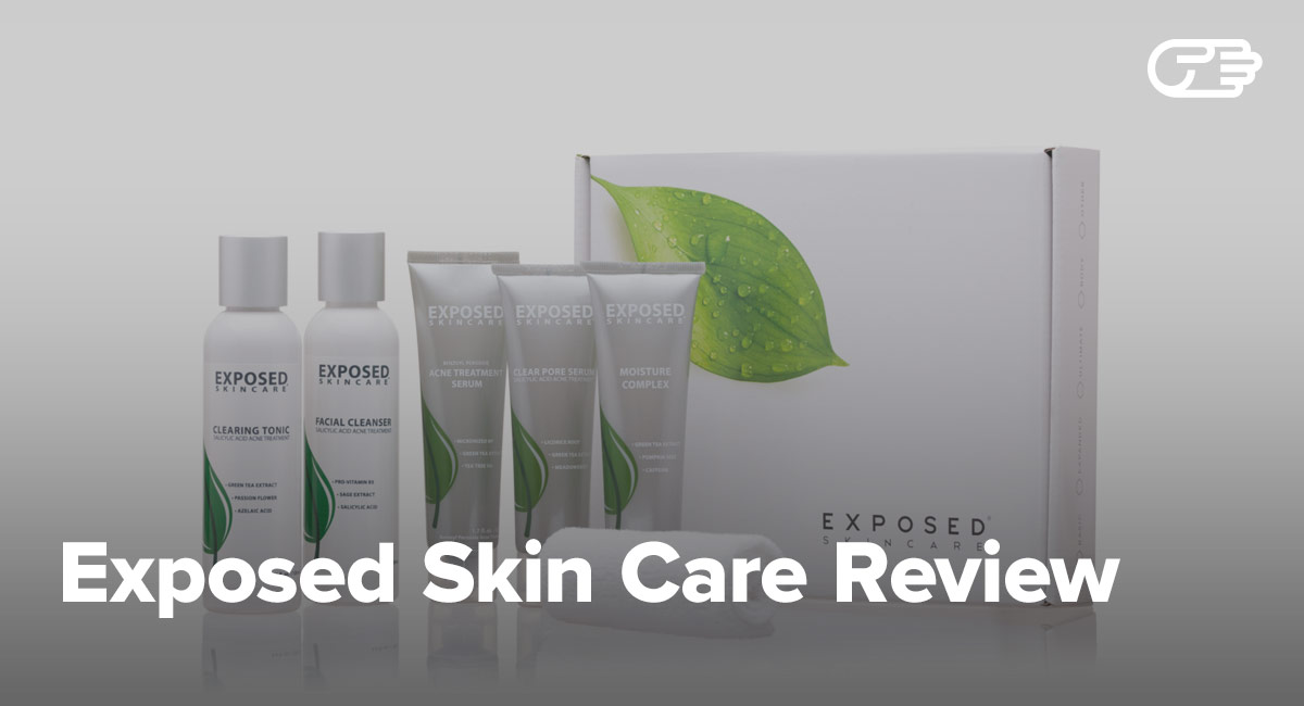 Exposed Skin Care Reviews Ingredients Side Effects Alternatives