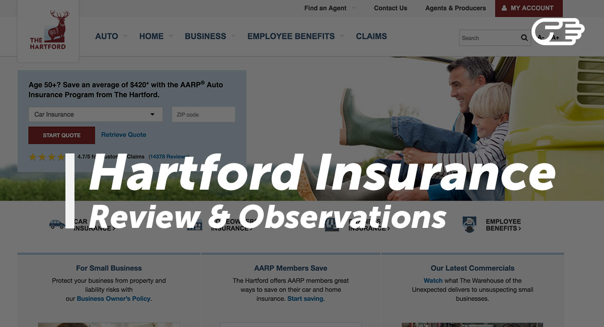 Aarp Hartford Car Insurance Reviews