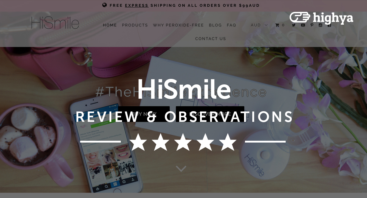 Hismile Reviews Is It A Scam Or Legit
