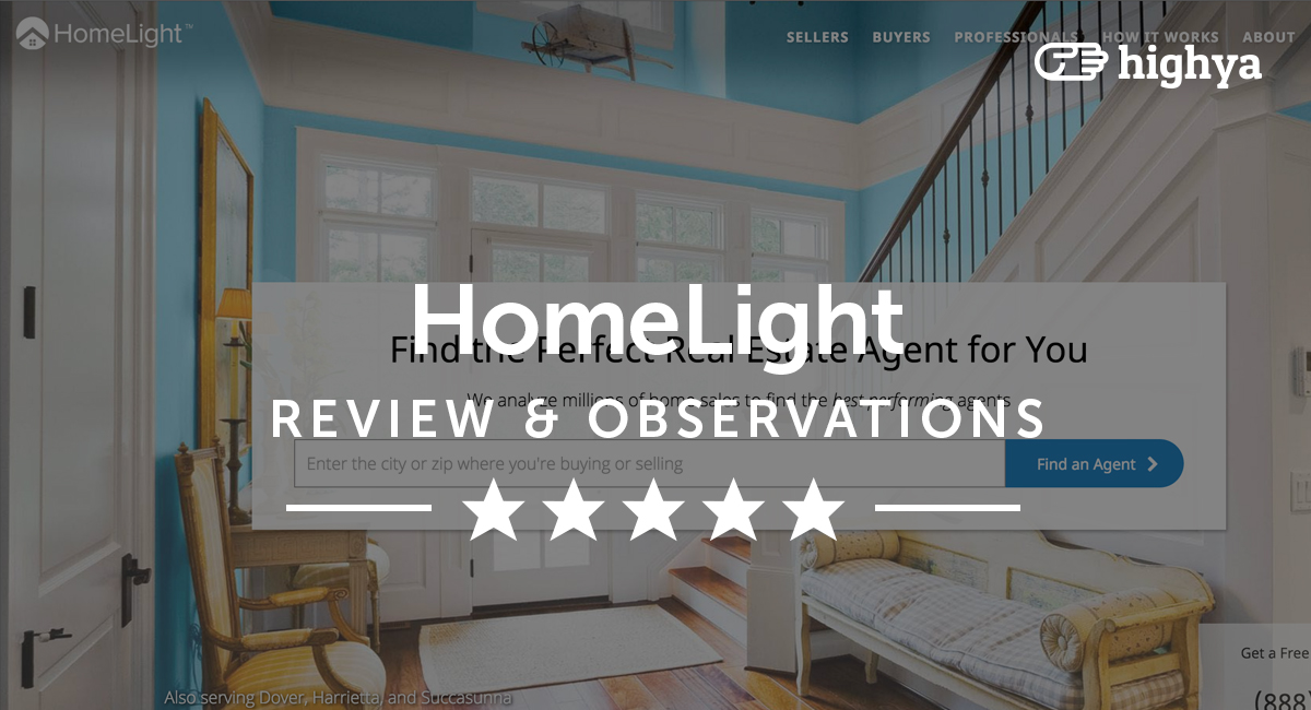 Homelight Reviews Is It A Scam Or Legit