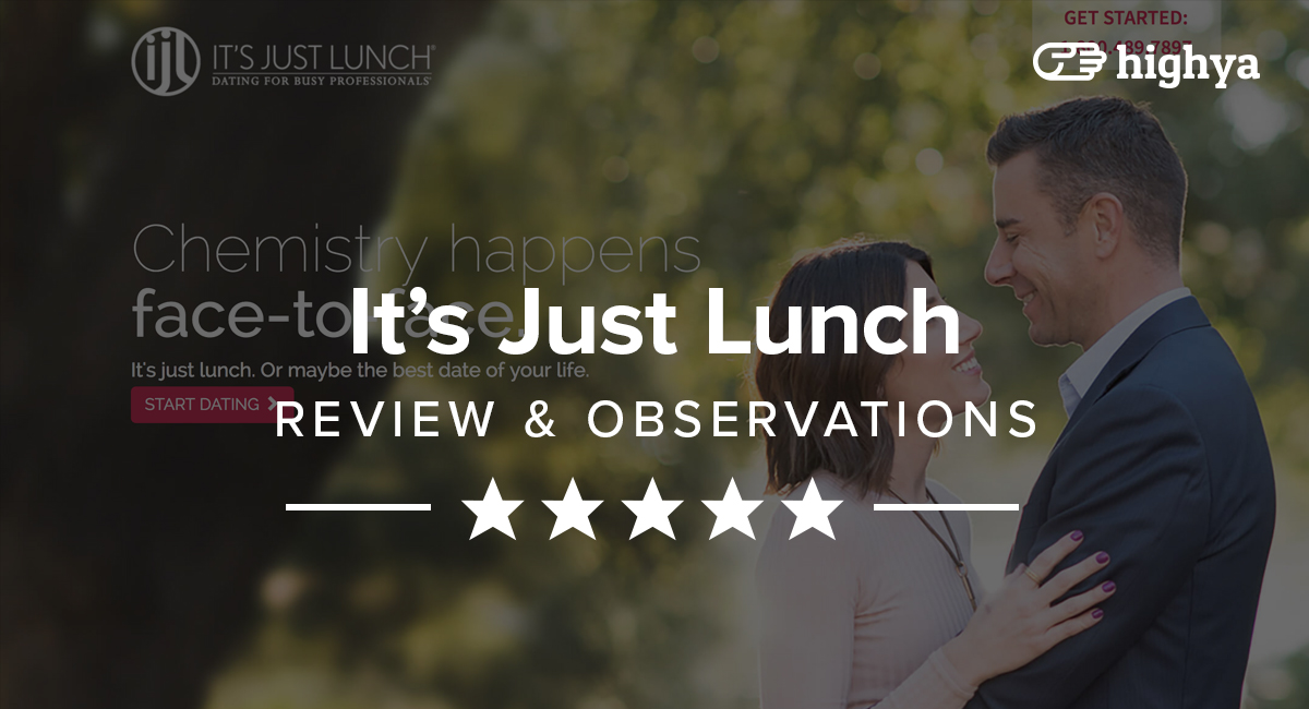 only lunch dating reviews