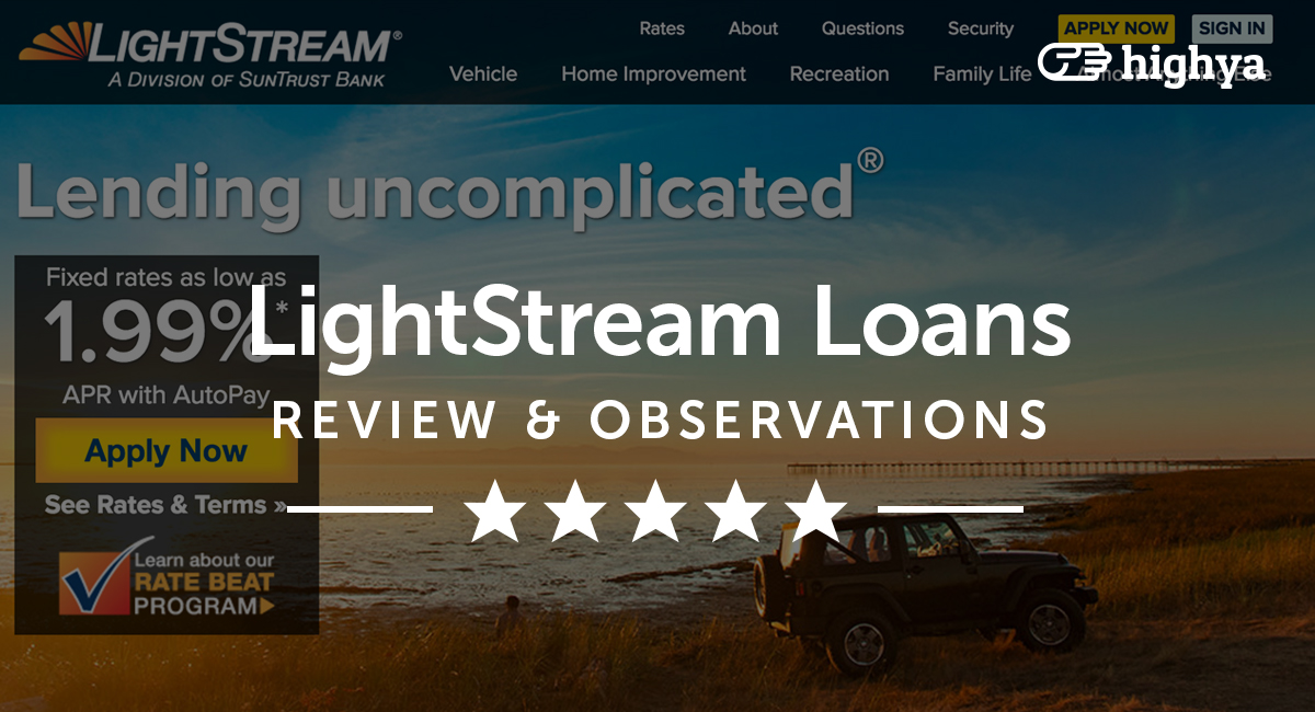 Lightstream Loans Reviews Is It A Scam Or Legit