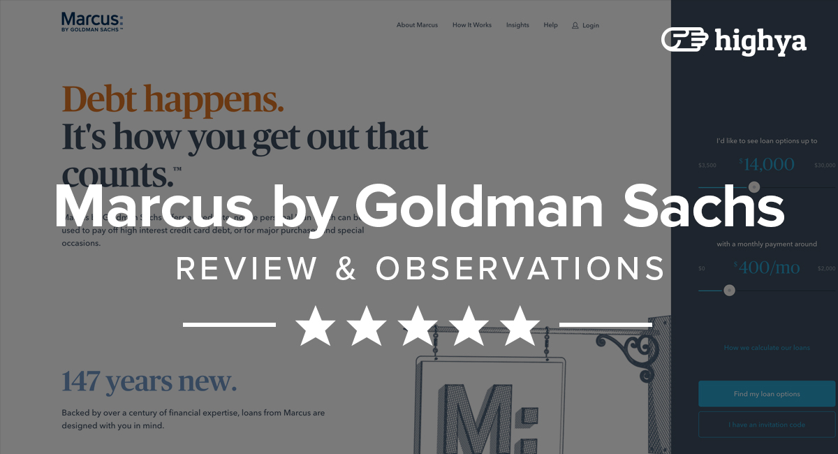 Marcus by Goldman Sachs Reviews - Is it a Scam or Legit?