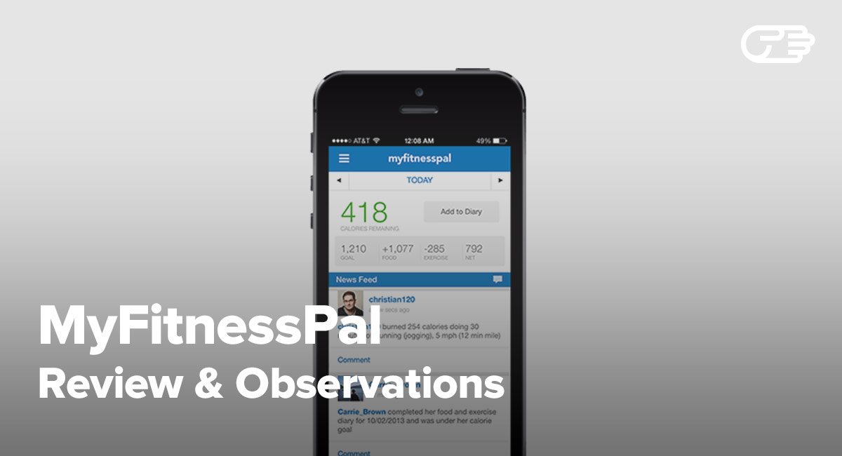 MyFitnessPal Reviews - Will This App Help You Lose Weight?
