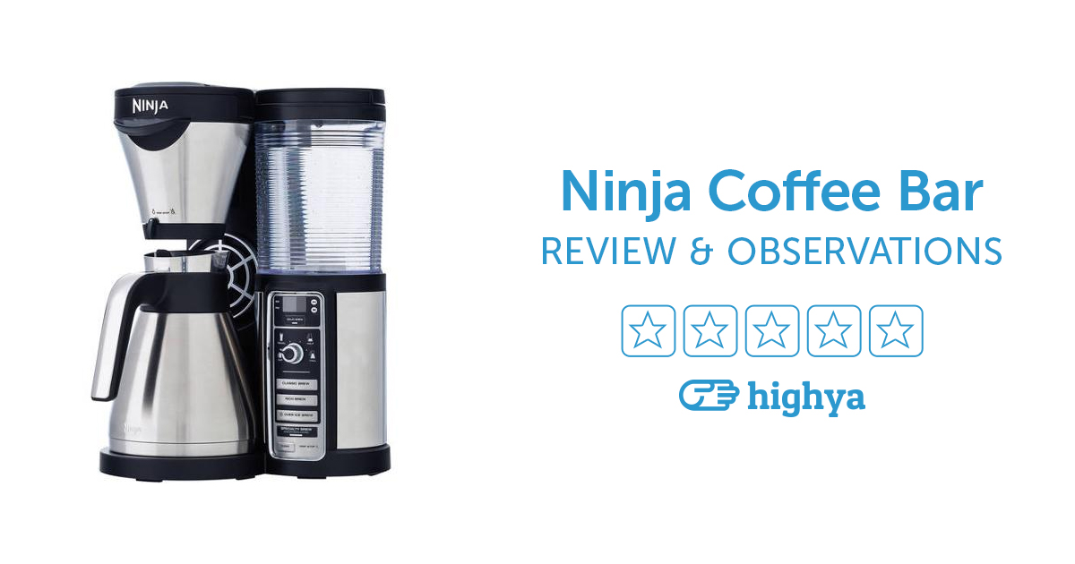 Ninja Coffee Bar Reviews Is It A Scam Or Legit