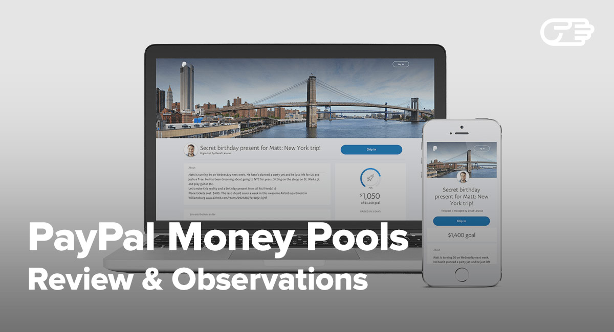 PayPal Money Pools Reviews - Pros and Cons