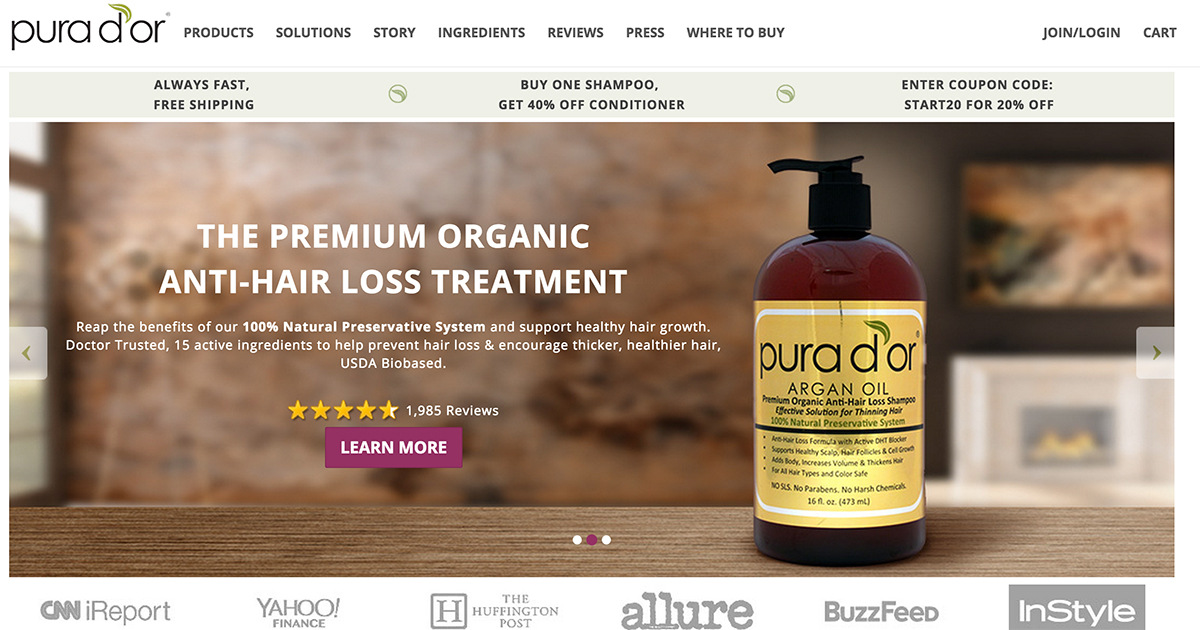 Certified Natural And Organic Personal Care Products