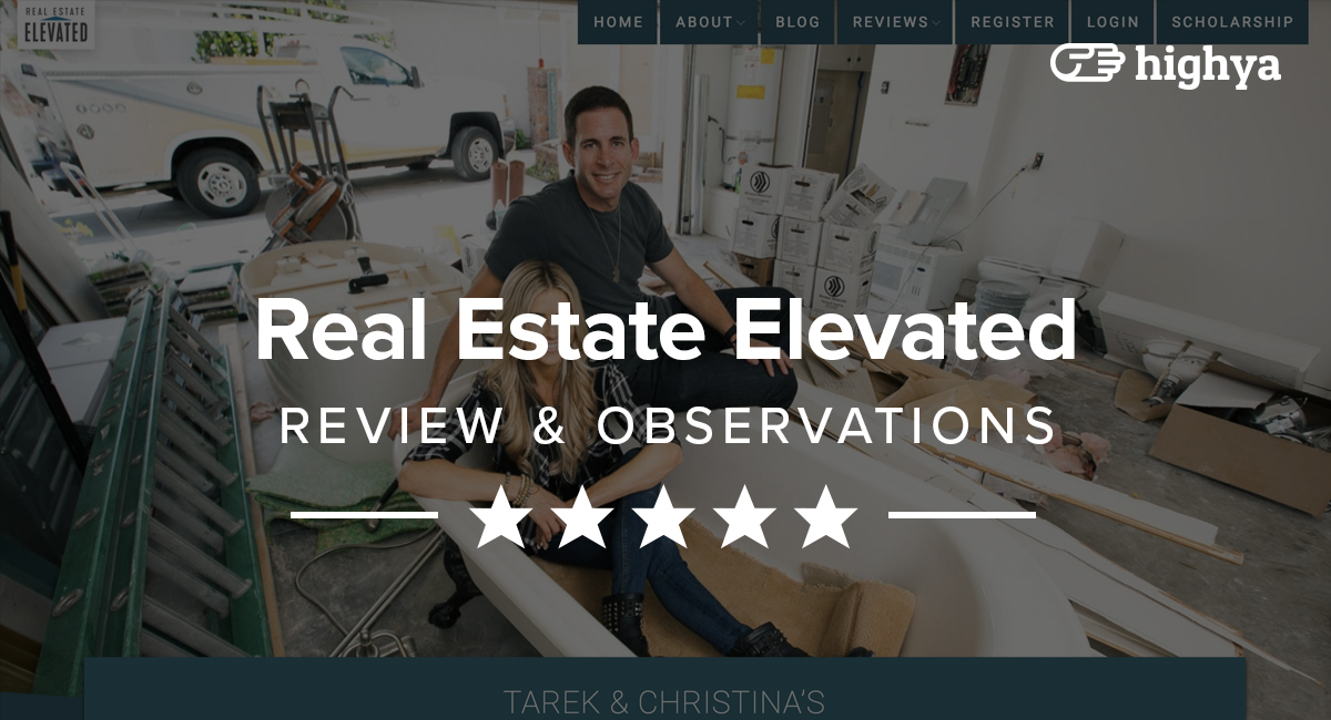 Real Estate Elevated Reviews Is It A Scam Or Legit