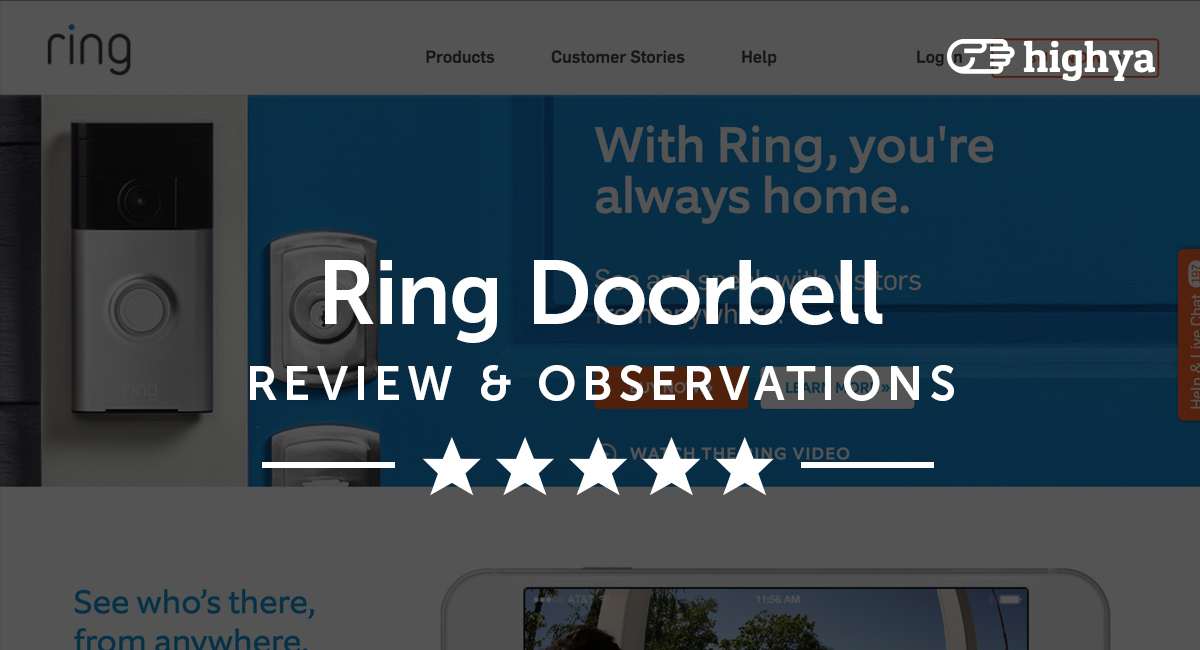 Ring Doorbell Reviews - Is it a Scam or Legit?