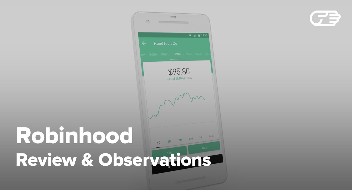 Robinhood stock options
