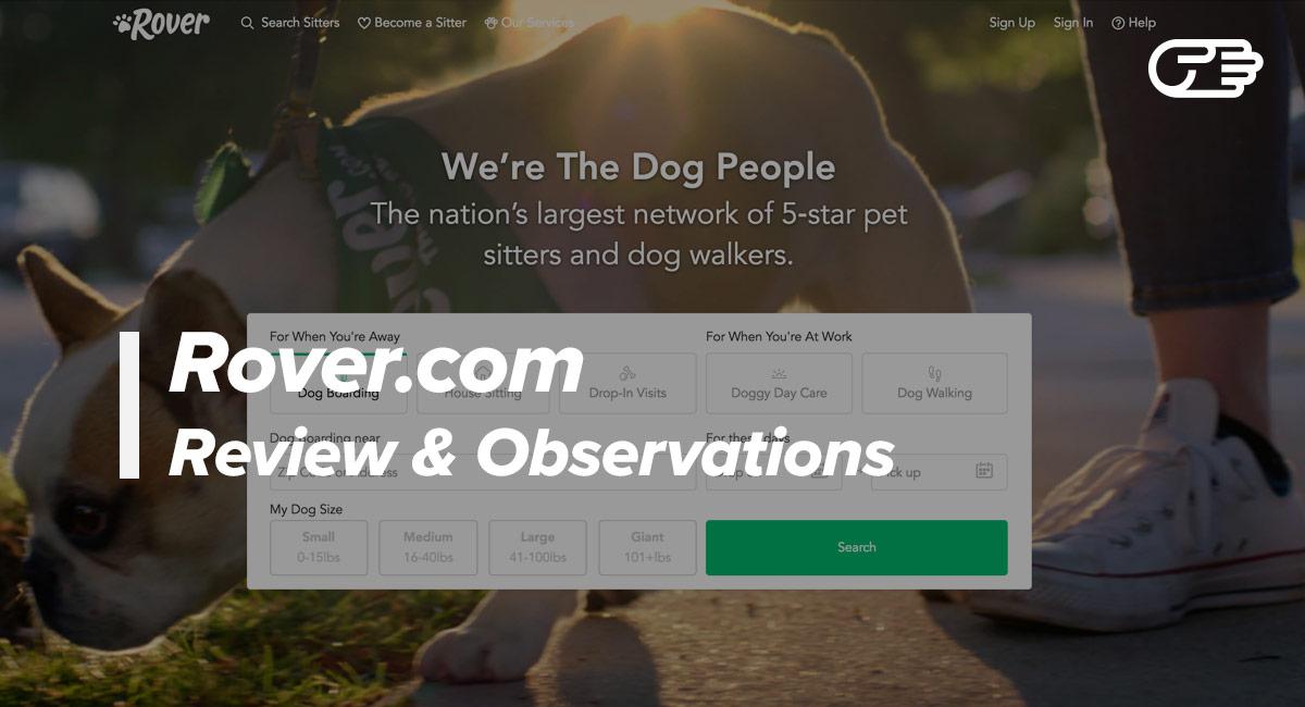 Rover Com Reviews Is It A Scam Or Legit