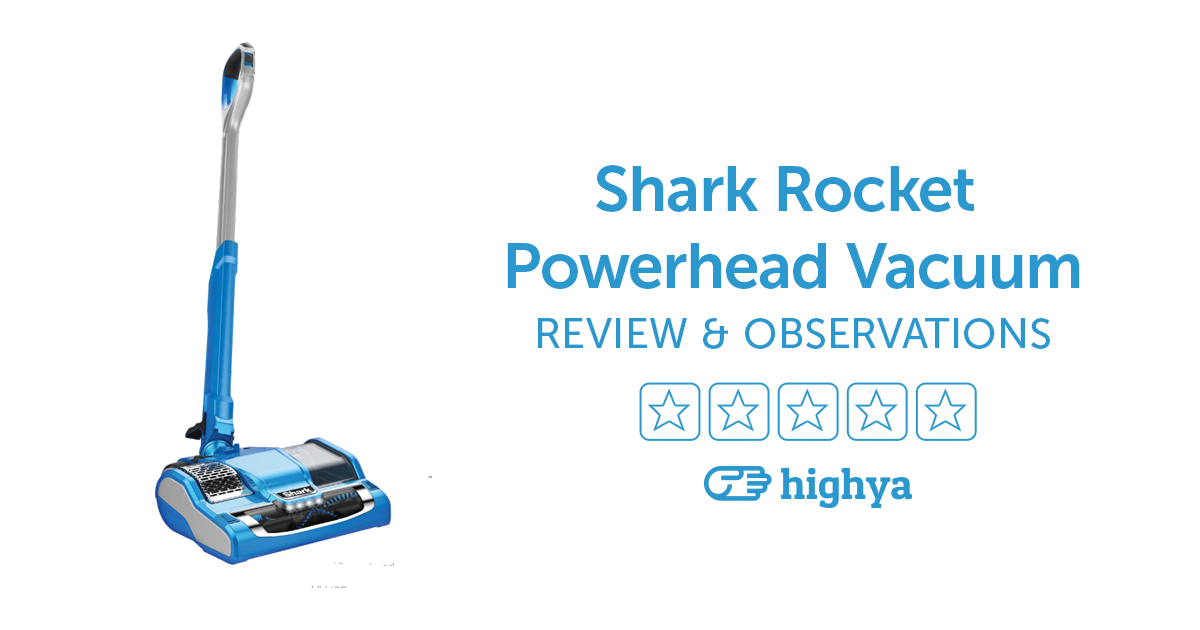 Shark Rocket Vacuum