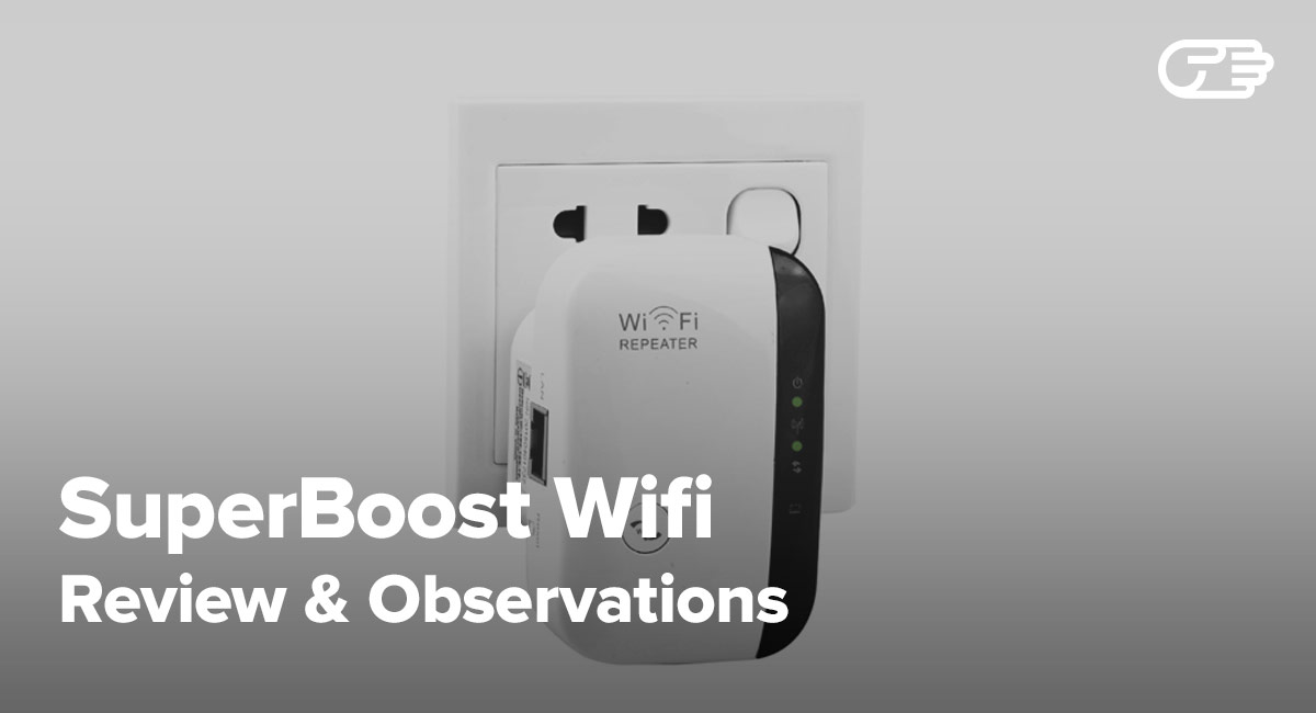 SuperBoost Wifi Reviews - Is It a Scam or Legit?