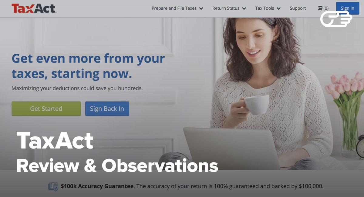 TaxAct Reviews: Is It the Best Online Tax Software for You?