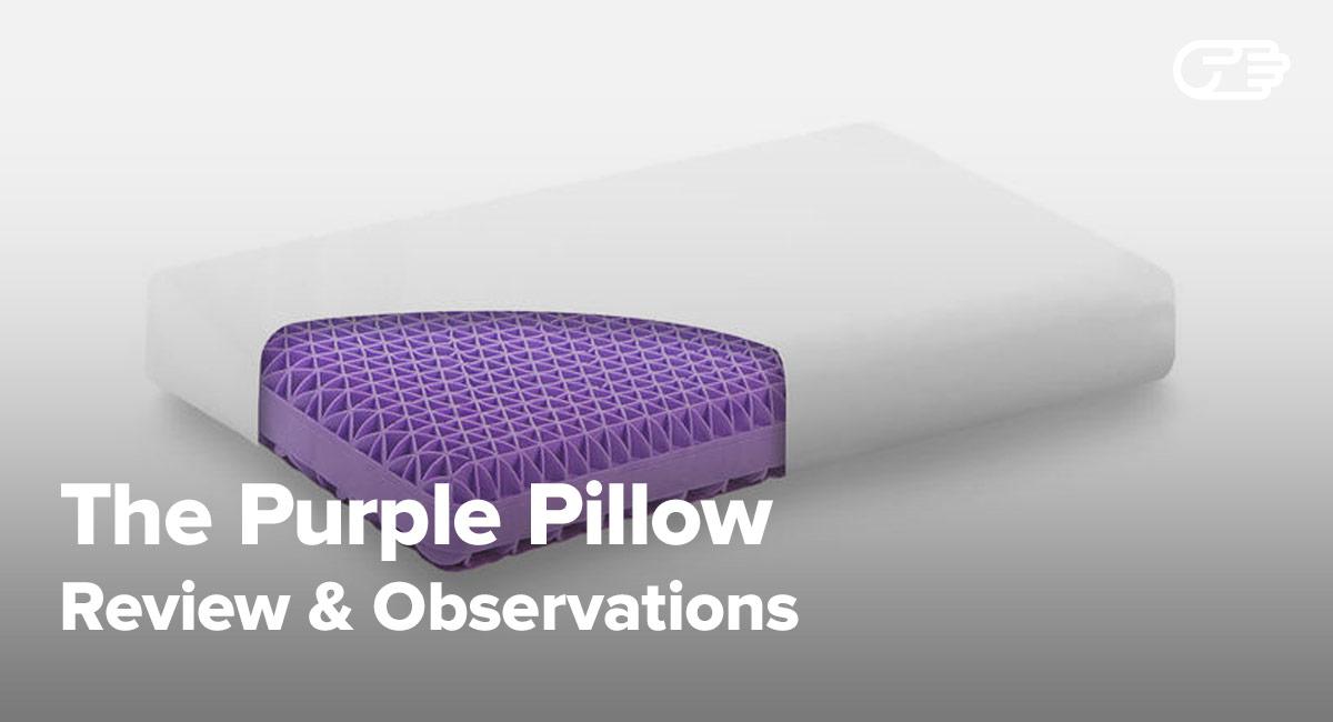 The Purple Pillow Reviews Is It A Scam Or Legit