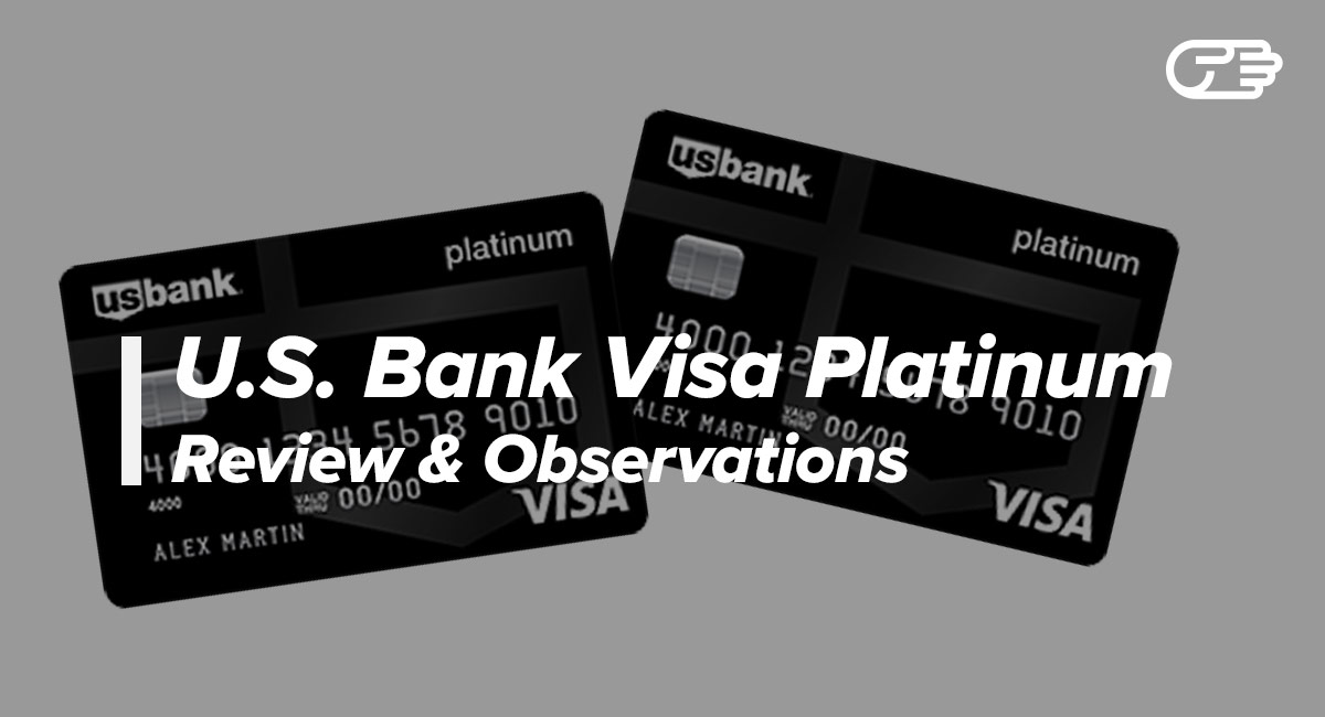 Us bank visa platinum credit card reviews pros and cons for Us bank business card