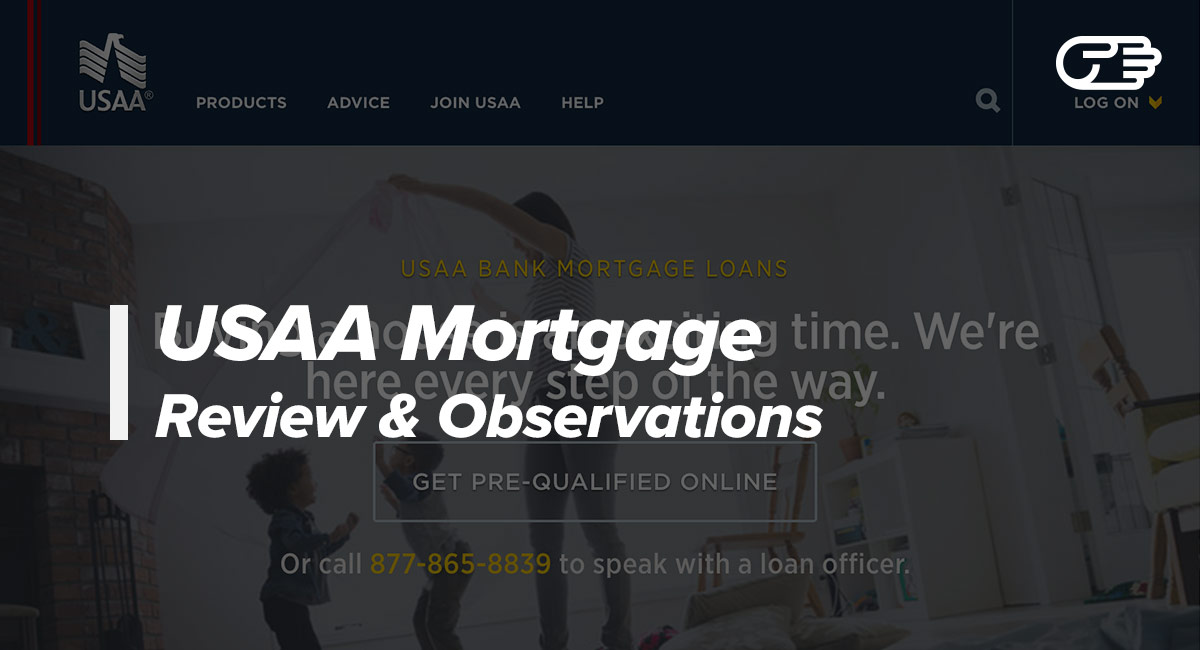 usaa mortgage reviews