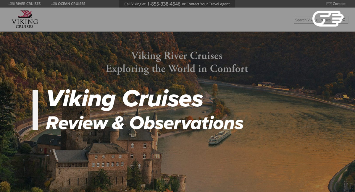 Viking Cruises  Voted 1 by Travel  Leisure  Oceans