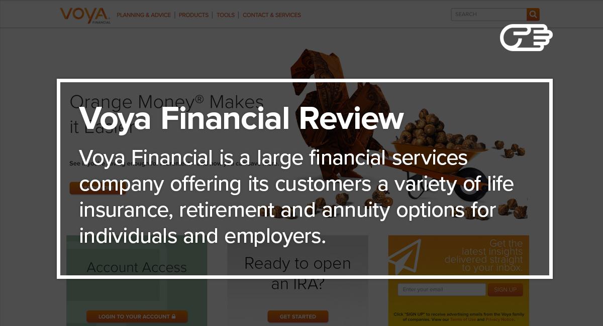 Voya Financial Reviews - Is it a Scam or Legit?