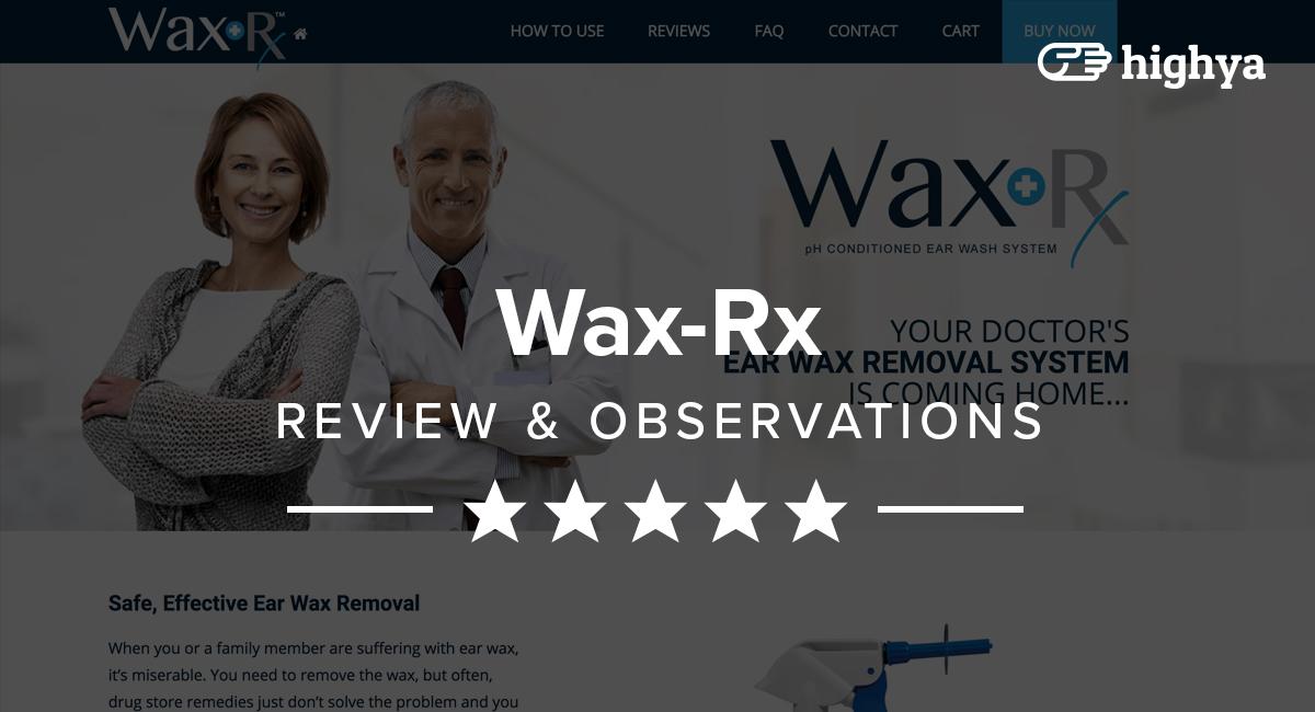 wax rx target