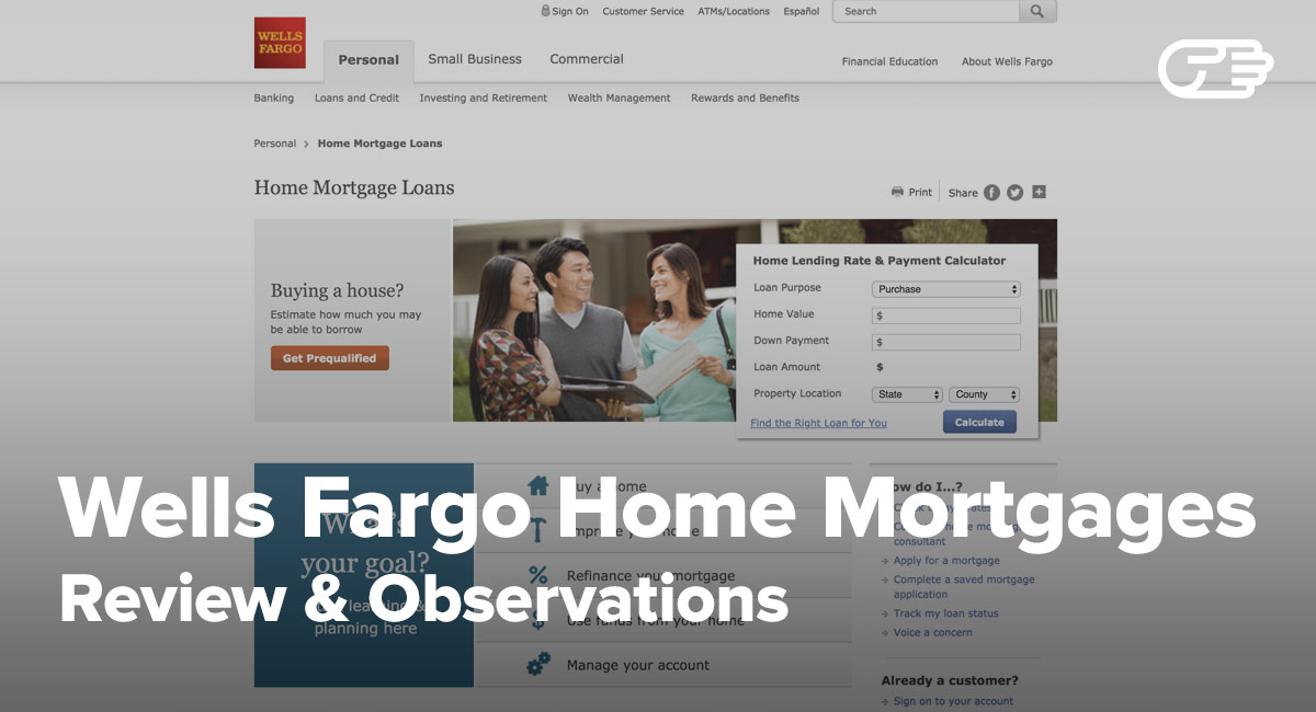 Wells Fargo Home Mortgage Reviews Pros And Cons