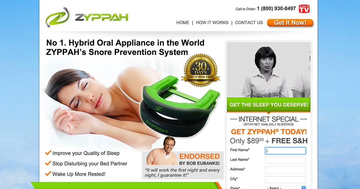 Zyppah Rx Reviews - Is it a Scam or Legit?